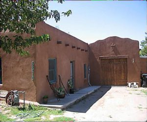 Don Wright's Studio In Las Cruces